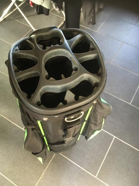 Golfbag – brugt