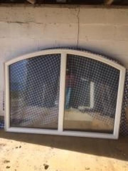 Plast vindue ( buet )