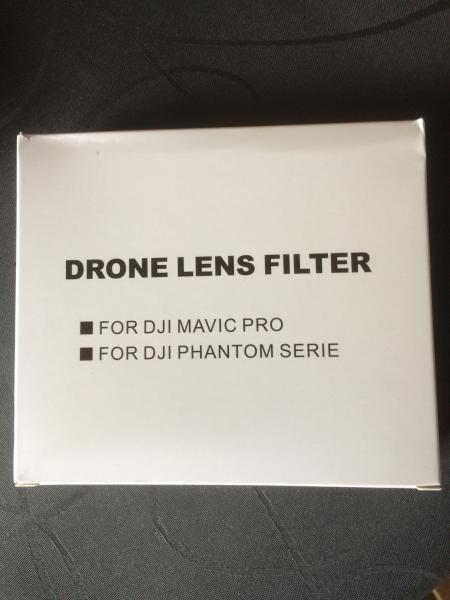 Droner dji 3 tilbehør