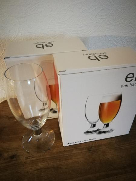 Erik Bagger ølglas