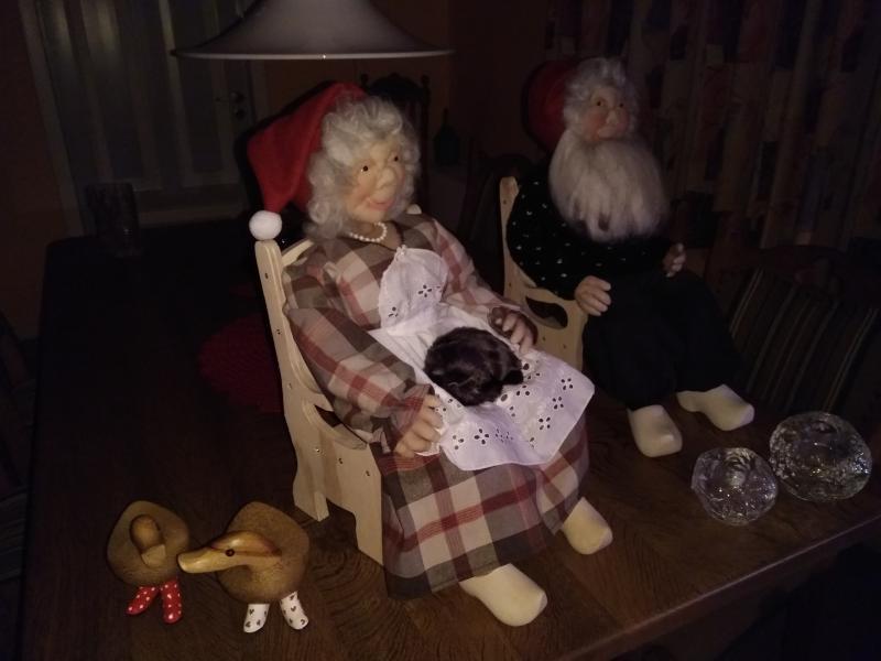 Flotte Julenissepar sælges