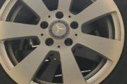 Mercedes vinterhjul