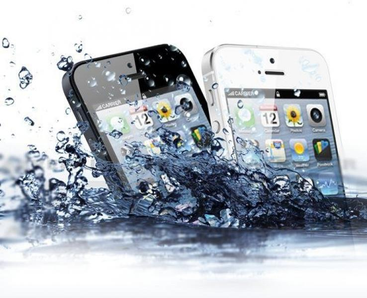 Reparation af iPhones