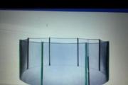 Nyt sikkerhedsnet t trampolin