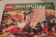 LEGO Ninjago stor skæbnebåd
