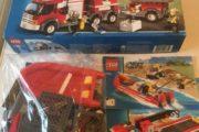 LEGO Brandbiler