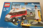 LEGO City Rum bil