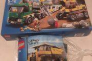 LEGO City Mine køretøjer
