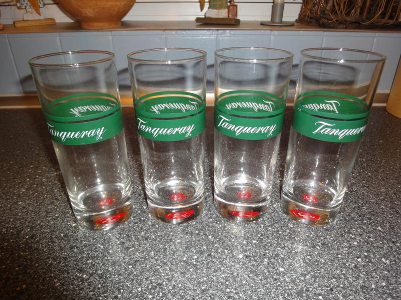 Tanqueray highball glass