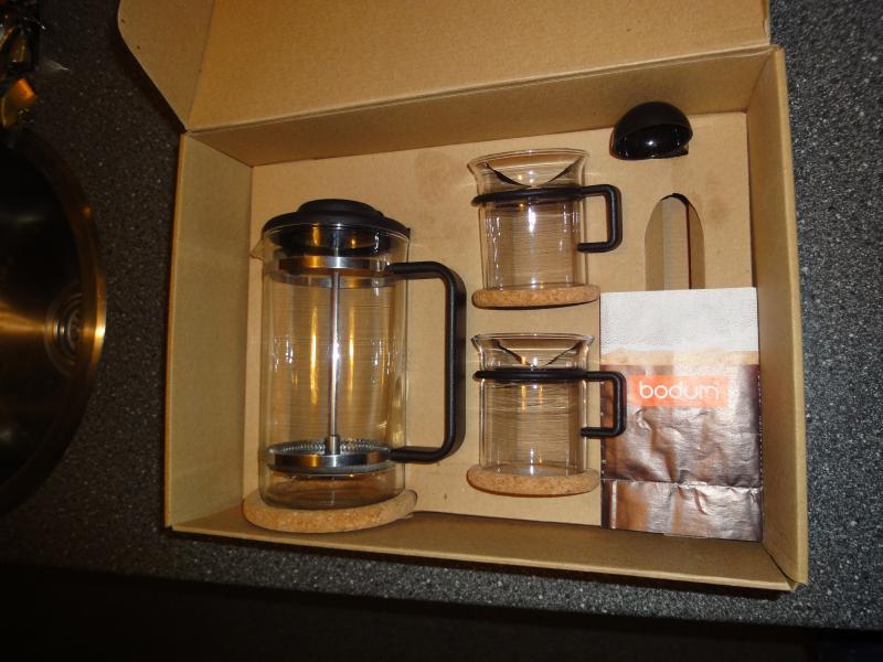 Bodum Stempel kaffekande