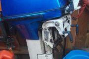 2 takts påhængsmotor 10Hk