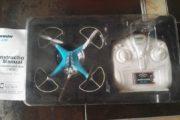 Næsten ny Drone,