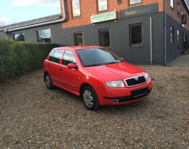 Fabia 1.4