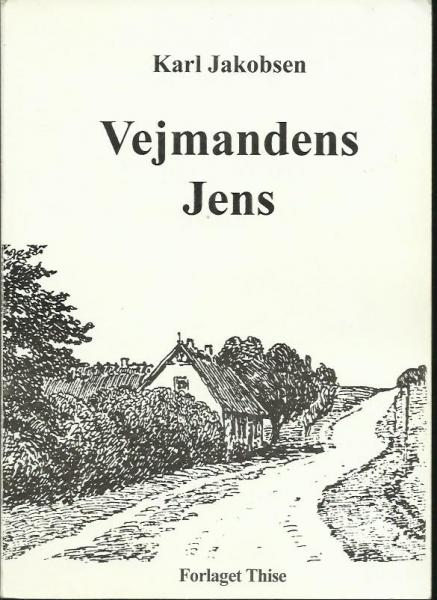 Karl Jakobsens 3 bøger