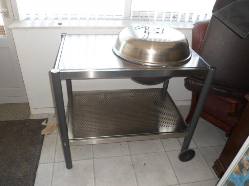 Dancook grill sælges.