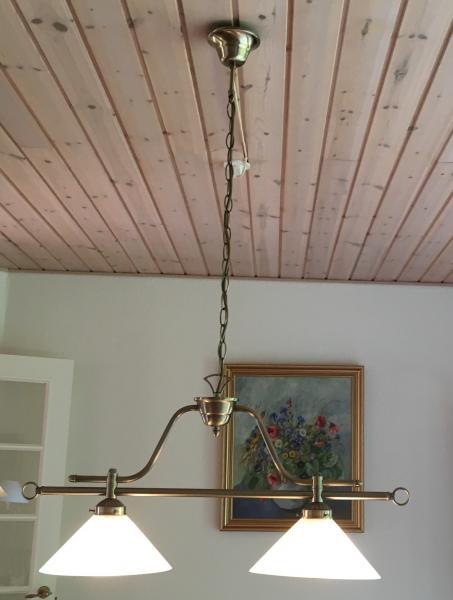 Almue/skomager lampe