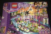 Lego Friends Forlystelsespark