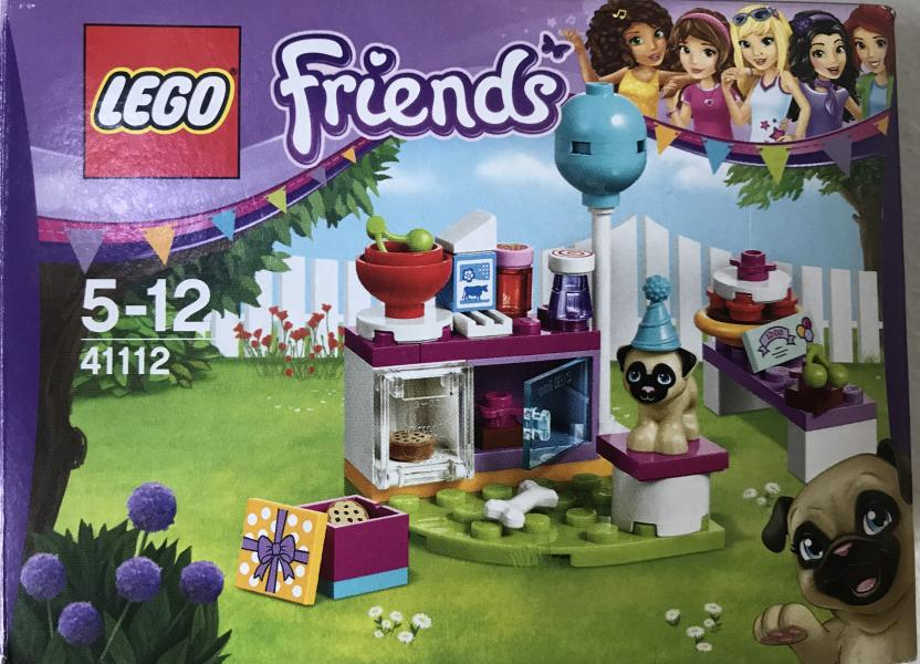 LEGO friends 41112 festkager