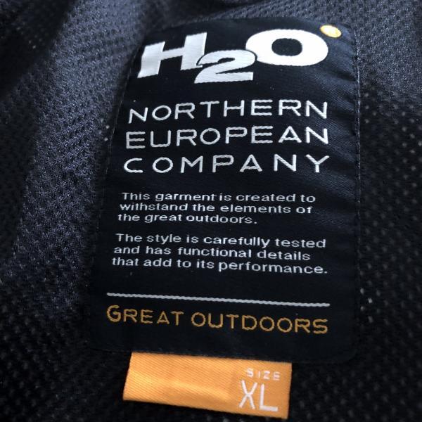 Skijakke H2O
