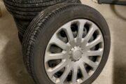 Bridgestone sommerdæk 15″