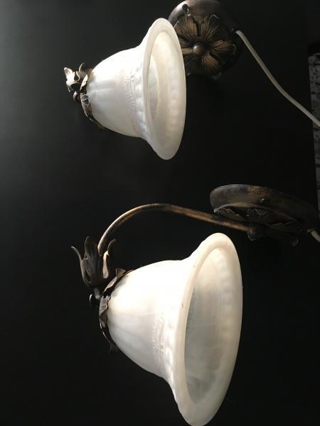 BYD - Violvej 73 - 2 stk. væglamper. Pris pr. stk. - Violvej 73