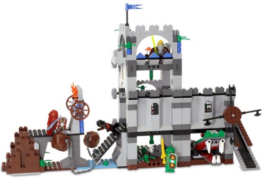 Lego 8780 Citadel of Orla