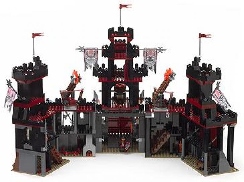 Lego 8877 Vladek's Dark Fortre