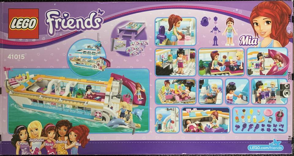 LEGO friends 41015