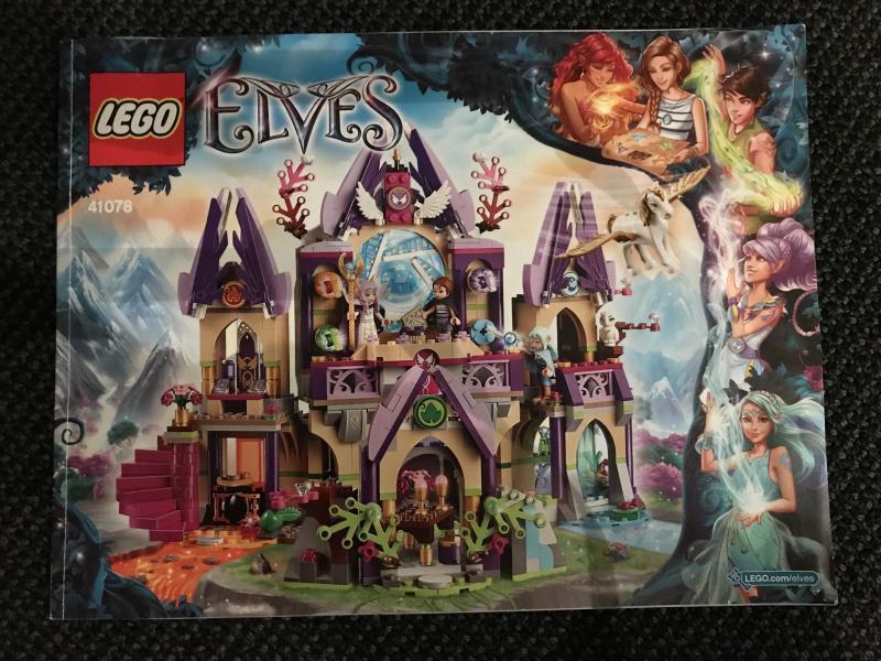Lego Elves Skyra's Mysterious