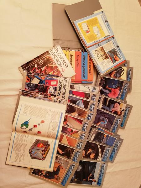 Bøger /mapper