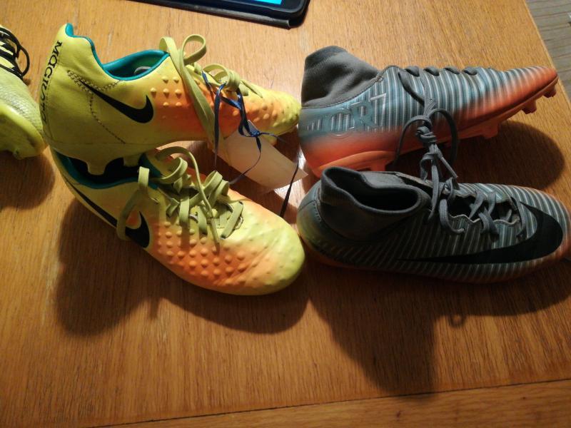 Nike Fodbold støvler STR 35