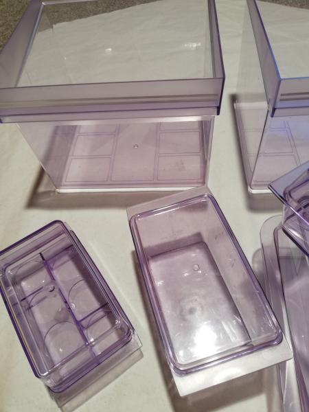 Opbevarings bokse