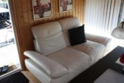 Læder sofaer 2 / 3 personers