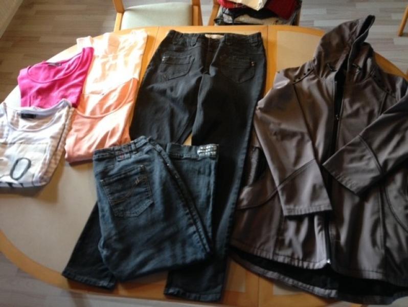 Dametøj str. L-XL 2 sække