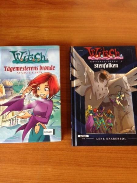 Pige/børnebøger