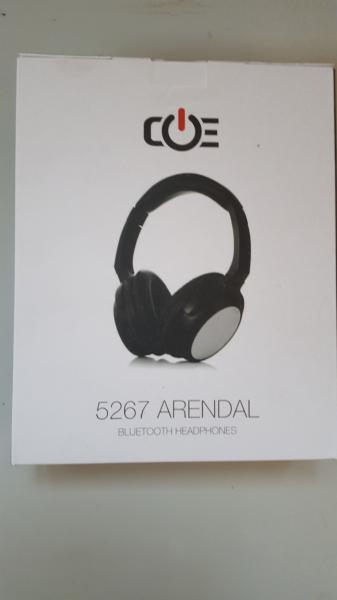 ny Trådløse hovedtelefoner