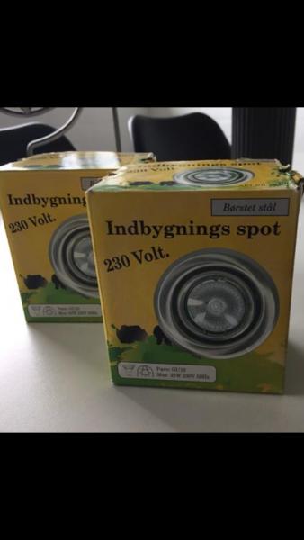 Spot, 230 volt