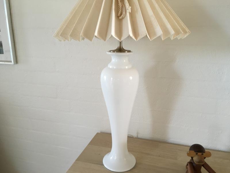 Holmegaard bordlampe Napoli