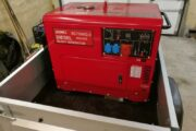 3-faset generator