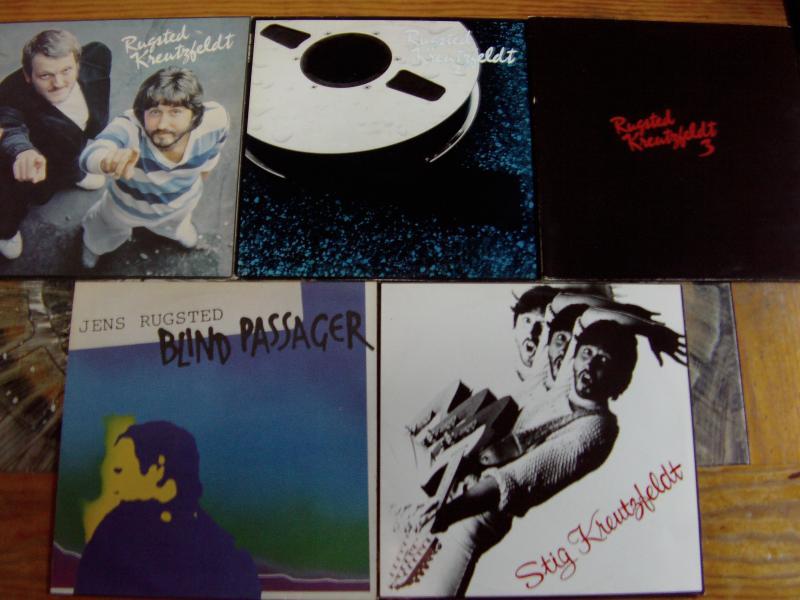 Gamle LP-plader 02