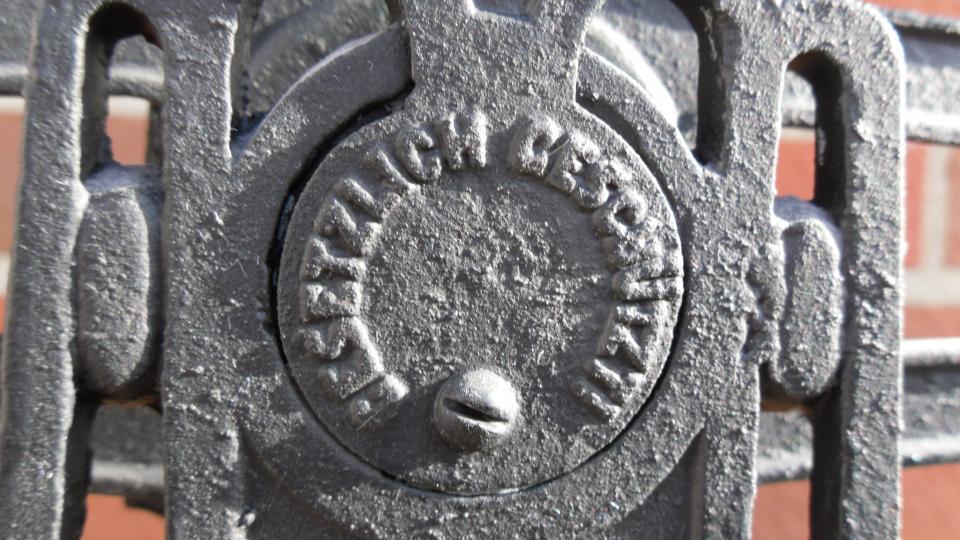 Antik GL. Købmands vægt
