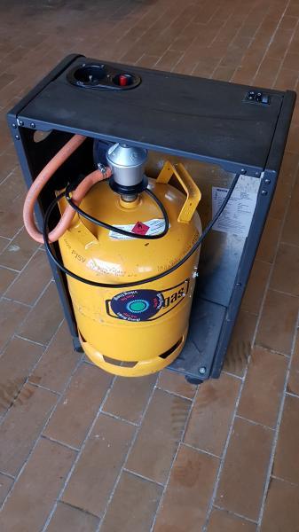Gasvarmer