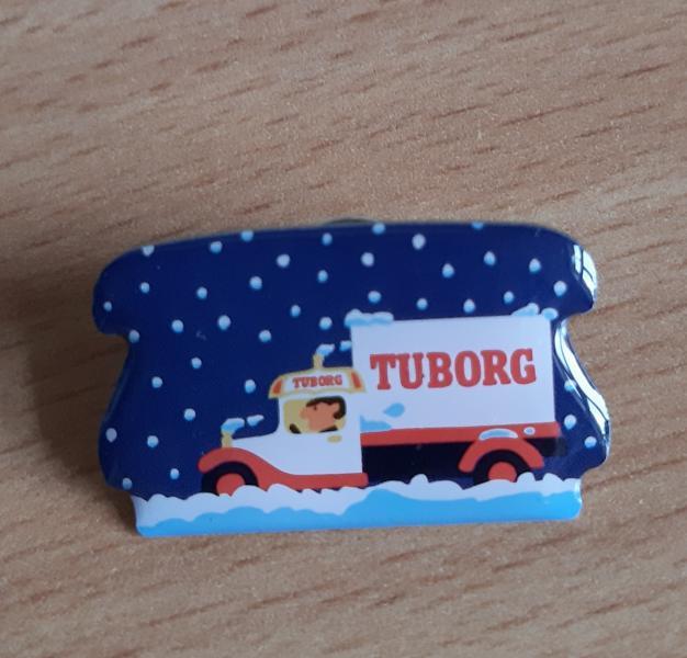 Forskellige Tuborg pins