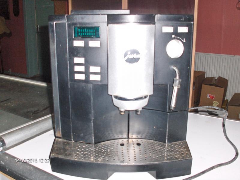 Kaffe/espressomaskine