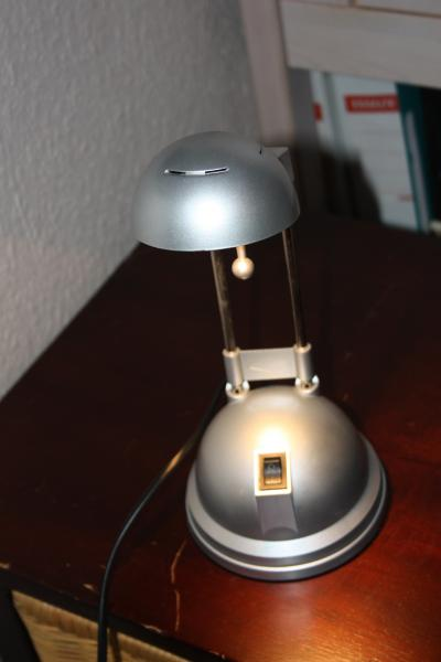 skirve/ PC lampe