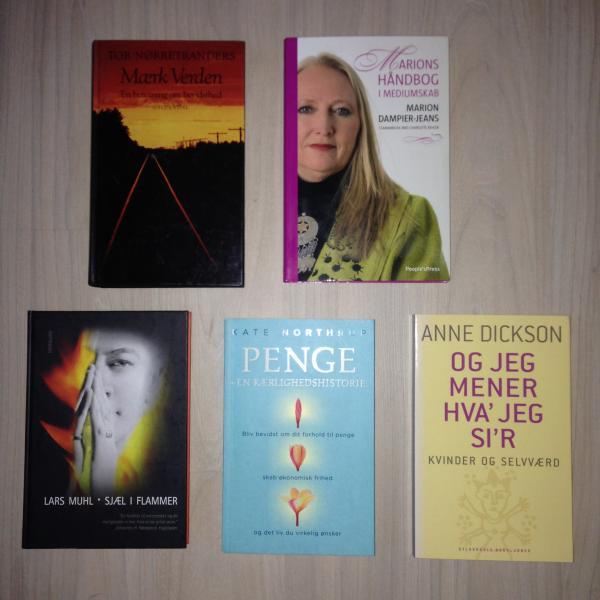 Blandet bøger