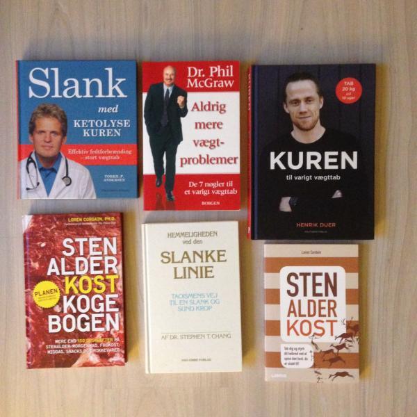 Bøger om kost og vægt