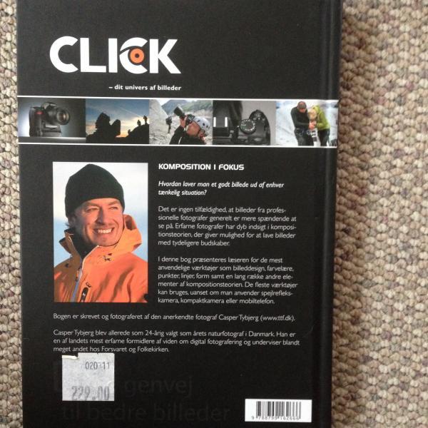 3 bøger om foto teknikker