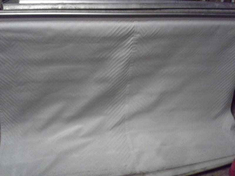 markiser, aluminium