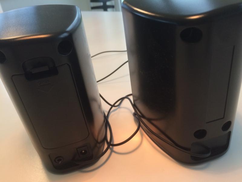 Højttalere til computer